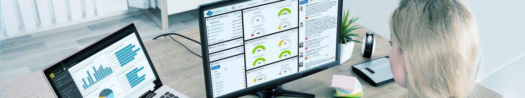 Ozmo, logiciel CRM pour PME
