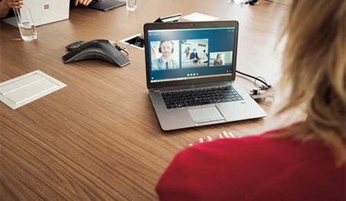 Faites des réunions Skype Entreprise avec Ozmo